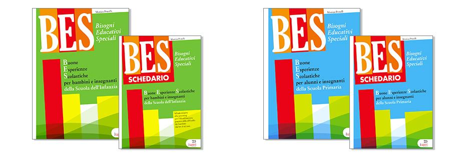 Bes - Bisogni educativi speciali / Buone esperienze scolastiche. Guida didattica per l'insegnante della Scuola dell'infanzia e della scuola primaria e schedario con schede operative